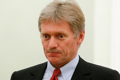 Кремль ответил на обвинения в отправке боевиков в Белоруссию