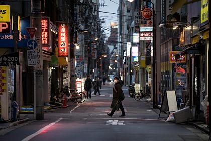 В Японии зафиксировано рекордное число заражений коронавирусом