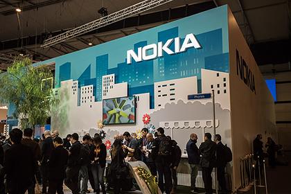 Акции Nokia внезапно взлетели