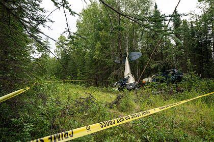 При столкновении двух самолетов вСША погибли семь человек