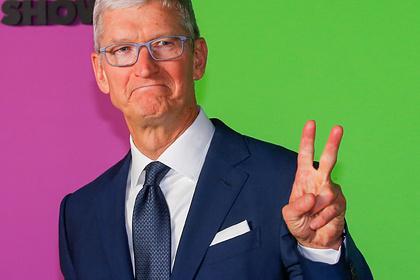 Apple вновь стала самой дорогой компанией вмире