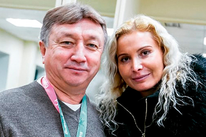 Ренат Лайшев и Этери Тутберидзе