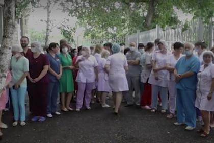 Врачи в российском городе пригрозили уволиться и оставить жителей без медпомощи