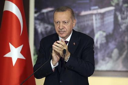 Раскрыто влияние превращения собора Святой Софии в мечеть на рейтинги Эрдогана