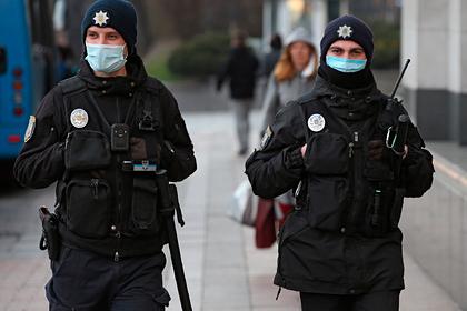 Неизвестный пригрозил взорвать бомбу в центре Киева