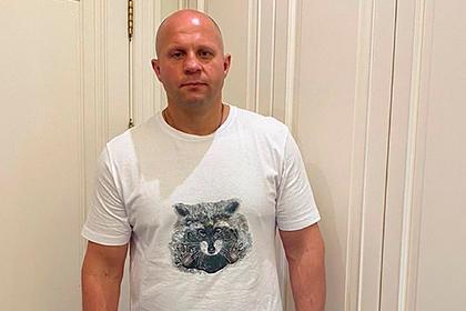 Федор Емельяненко высказался о новом бое