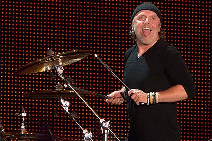 Барабанщик Metallica составил список любимых песен