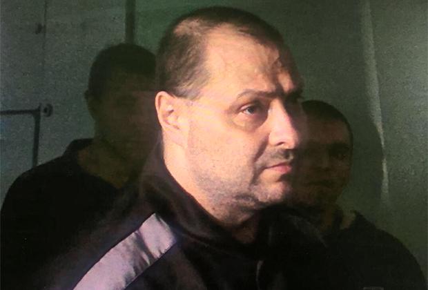 Главарь банды «Желтых хризантем» Сергей Балихин