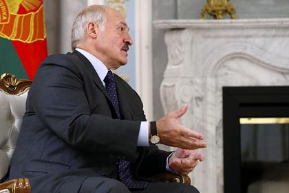 Лукашенко пригрозил пожаром «до Владивостока» при революции в Белоруссии