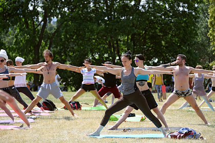 В рамках проекта «Здоровая Москва» стартуют спортивные выходные