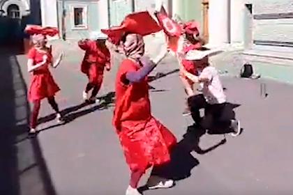 Россиянку задержали за «вульва-балет»