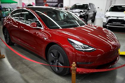 Предсказан рост продаж Tesla в России
