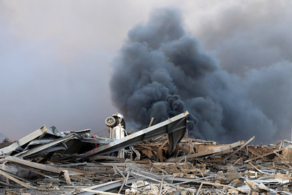 Число погибших в результате взрыва в Бейруте возросло до 50