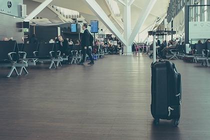 Пассажирка сдала останки мужа в багаж в аэропорту