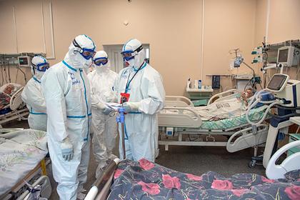В России выявили 5204 новых случая заражения коронавирусом