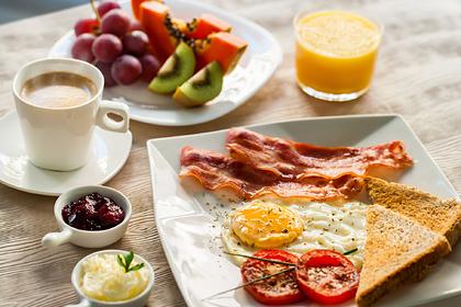 Российский диетолог назвала самые вредные продукты для завтрака