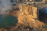 «Это похоже на зону боевых действий. Я потерял дар речи», — отмечал мэр Бейрута Джамал Итан. По его оценкам, городу нанесен ущерб на миллиарды долларов. «Это катастрофа для Бейрута и Ливана», — добавил политик.