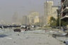 Взрыв нанес Бейруту самые сильные разрушения за многие годы. И произошел он в то время, когда город и так пострадал от экономического кризиса и всплеска коронавирусной инфекции. <br></br> В Минэкономики Ливана на этом фоне сообщили, что зерна в стране осталось менее чем на месяц — главное зернохранилище оказалось в непосредственной близости от места взрыва и было уничтожено вместе с запасами пшеницы. Отмечается, что стране для обеспечения продовольственной безопасности нужны резервы как минимум на три месяца.