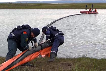 Ущерб от аварии в Норильске предложили уточнить после ликвидации последствий