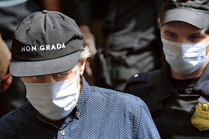 Ефремов возмутился словами адвоката о похрюкивании