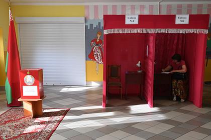 Белоруссия объяснила отказ приглашать иностранных наблюдателей на выборы