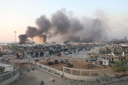 Появились подробности о причастном к взрыву в Бейруте судне