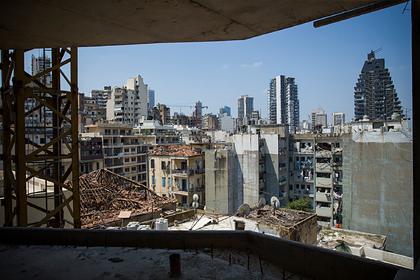 Сотни тысяч человек лишились домов после взрыва в Бейруте