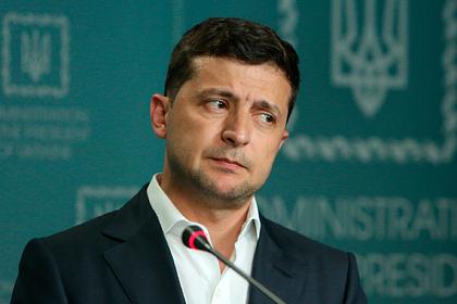 Зеленского обвинили в политической коррупции