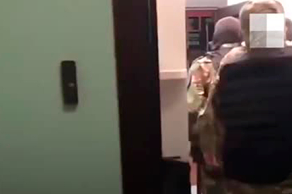 Задержание спецназом проректора МГУ попало на видео