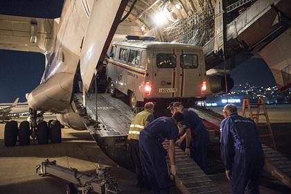 В МЧС допустили увеличение группировки российских спасателей в Бейруте