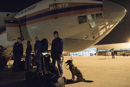 Четвертый самолет МЧС вылетел из России в Бейрут
