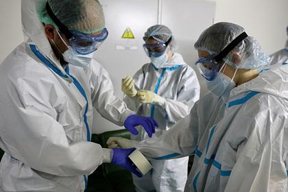 В России выявили 5267 новых случаев заражения коронавирусом