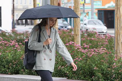 Москвичам спрогнозировали дождливый 2020 год