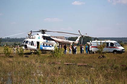 Российский врач умер вскоре после перевозки пациента с COVID-19 на вертолете