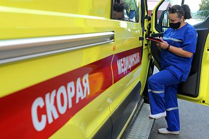 Один человек погиб и один обгорел при взрыве на российской ж/д-станции