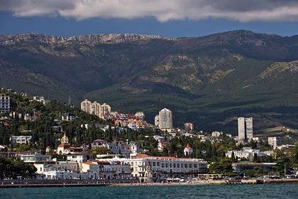 Власти России захотели меньше тратить на Крым