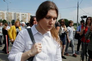 Анна Павликова