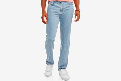 Показаны новые популярные у молодежи джинсы за 700 рублей