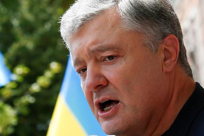 Суд отменил арест картин Порошенко