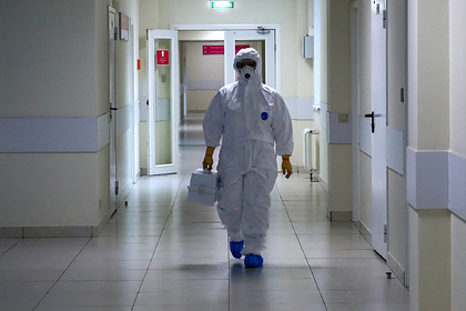 В России наказали сбежавшего из больницы пациента с коронавирусом