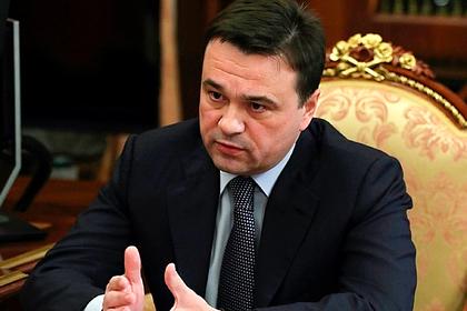 Воробьев посмертно наградил медсестру из Зарайска за работу с коронавирусом