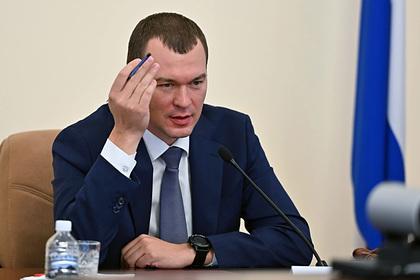 Дегтярев объявил «дегтяревский призыв» для покинувших Хабаровский край
