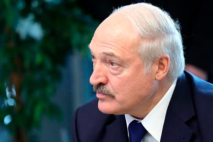 Лукашенко заявил о подкинутом ему коронавирусе