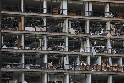 В Бейруте по делу о взрыве арестовали сотрудников порта