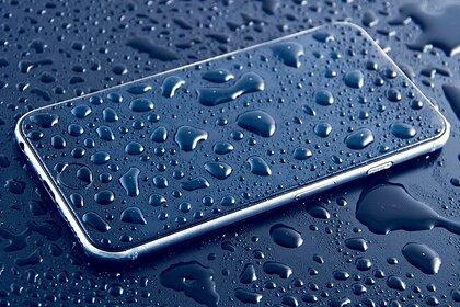 Россиянам дали советы по спасению утонувшего телефона