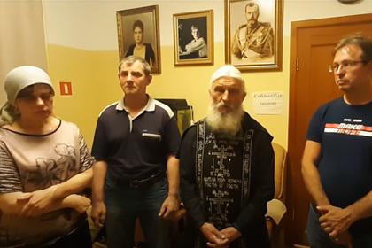 Опальный священник раскрыл причину смерти девочки в захваченном им монастыре