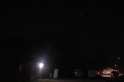 Место ликвидации боевиков в Ингушетии показали на видео