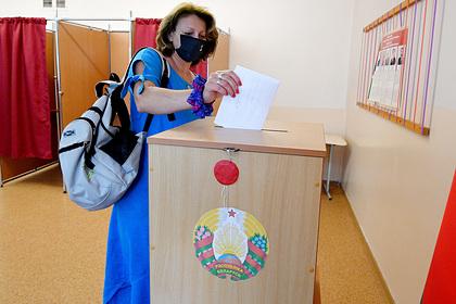 На выборах президента Белоруссии досрочно проголосовали 22 процента избирателей