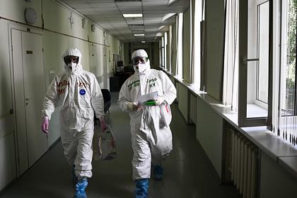 В России выявили 5241 новый случай заражения коронавирусом