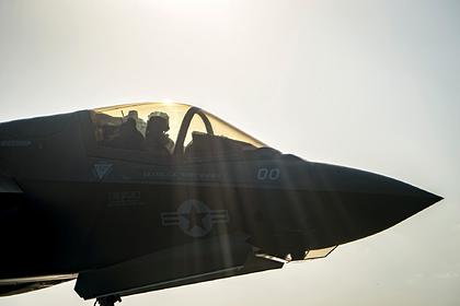 F-35A Lightning II. Архивное фото
